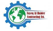 FAYEQ  ALI  AL HAIDER CONTRACTING  EST.